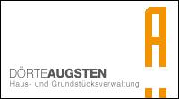 Logo von Dörte Augsten Haus- und Grundstücksverwaltung GmbH