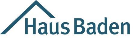 Logo von Dr. Albert Speck & Haus Baden GbR