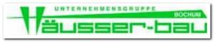 Logo von HÄUSSER-BAU GmbH