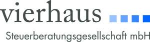 Logo von Vierhaus Steuerberatungsgesellschaft mbH