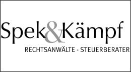 Logo von Sozietät Spek & Kämpf Rechtsanwälte – Steuerberater