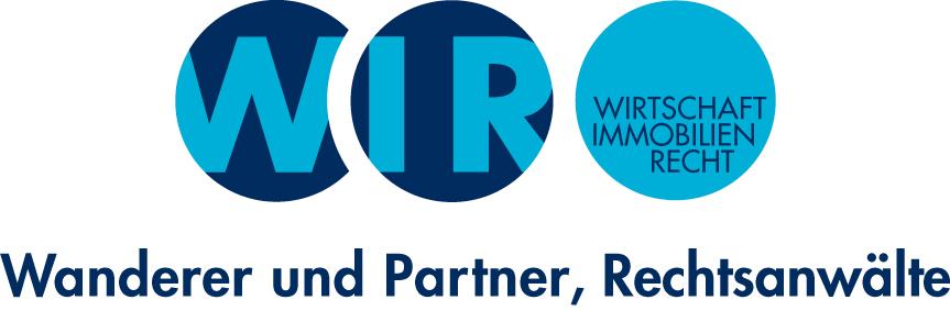 Logo von Wanderer und Partner Rechtsanwälte PartG mbH