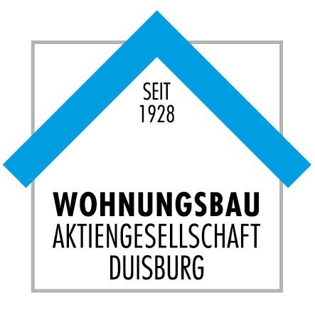 Logo von Wohnungsbau AG Duisburg