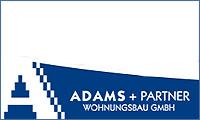 Logo von Eckehard Adams Wohnungsbau GmbH