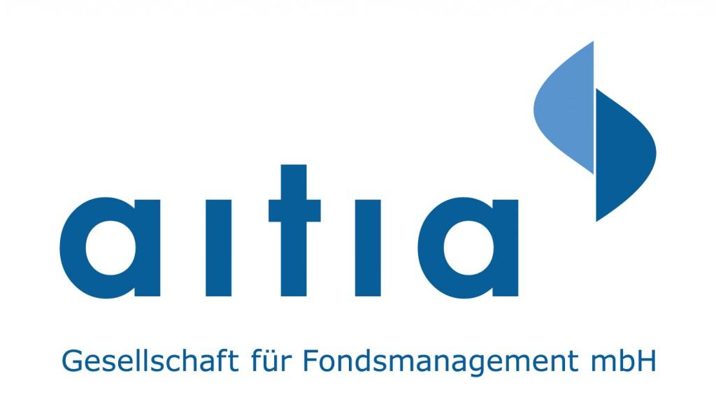 Logo von aitia – Gesellschaft für Fondsmanagement mbH
