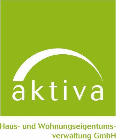 Logo von aktiva Haus- und Wohnungseigentumsverwaltung GmbH