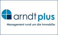 Logo von arndt plus GmbH & Co. KG