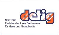 Logo von Comet-Bau Detig GmbH & Co. KG