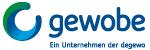 Logo von GEWOBE Wohnungswirtschaftliche Beteiligungsgesellschaft mbH