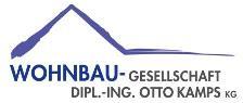 Logo von Wohnbau-Gesellschaft Dipl.-Ing. Otto Kamps KG