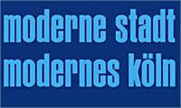 Logo von moderne stadt Gesellschaft zur Förderung des Städtebaus und der Gemeindeentwickl. mbH