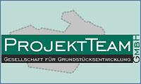 Logo von Projekt Team Gesellschaft für Grundstücksentwicklung mbH