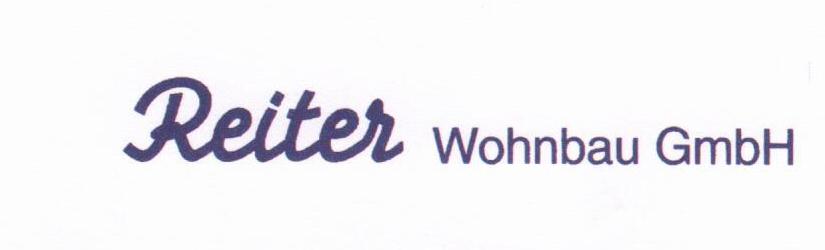 Logo von Reiter Wohnbau GmbH