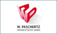 Logo von W. Paschertz Grundstücks GmbH
