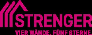 Logo von STRENGER Bauen und Wohnen GmbH