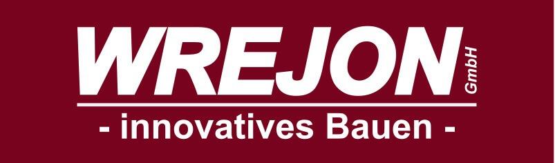 Logo von WREJON GmbH – innovatives Bauen –