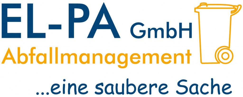 Logo von EL-PA GmbH Entsorgung, Gebäude- und Grundstücksservice