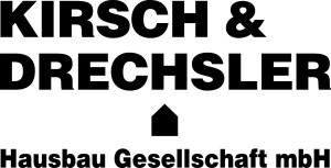 Logo von Kirsch & Drechsler Hausbau Gesellschaft mbH