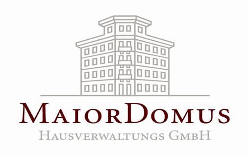 Logo von Maior Domus Hausverwaltungs GmbH
