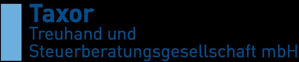Logo von TAXOR Treuhand und Steuerberatungsgesellschaft mbH