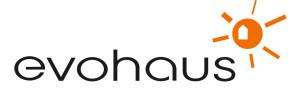 Logo von evohaus GmbH Rheinland