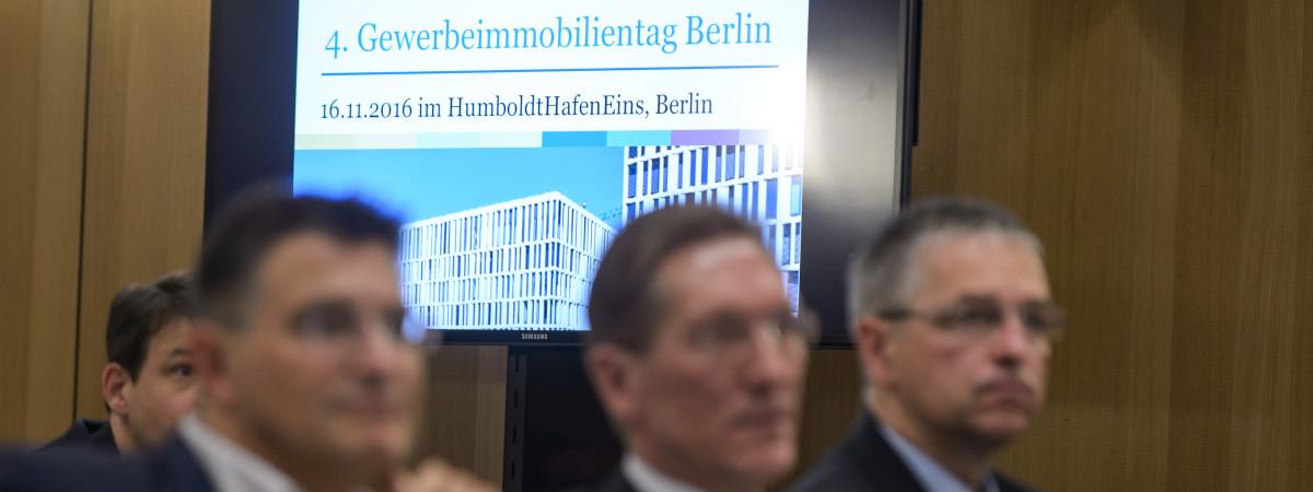 4 BFW Gewerbeimmobilientag Berlin         am 16.11.2016                                                  HumboldHafenEins, Kapelle-Ufer 4, 10117 Berlin                                                            Foto: Claudius Pflug