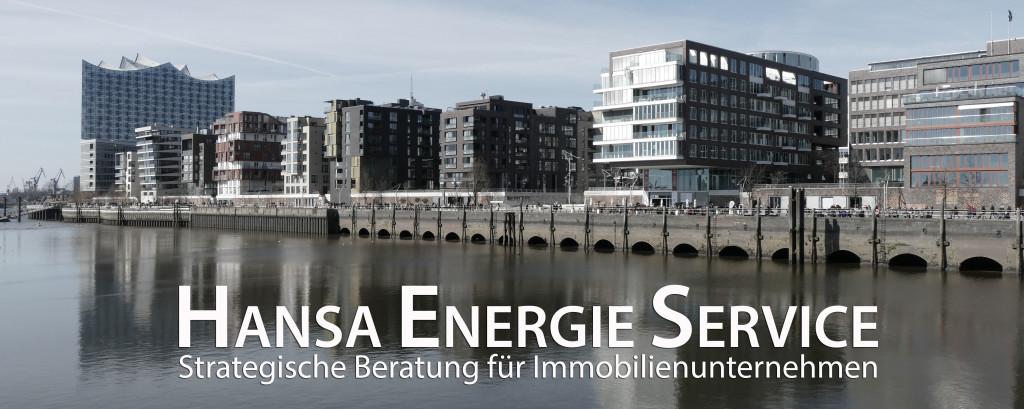 Logo von Hansa Energie Service e.K. Strategische Beratung für Immobilienunternehmen