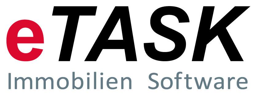 Logo von eTASK Immobilien Software GmbH
