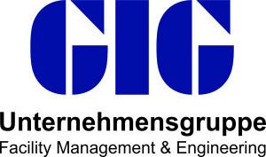 Logo von GIG Technologie & Gebäudemanagement GmbH