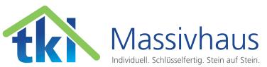 Logo von TKI Massivhaus GmbH & Co. KG