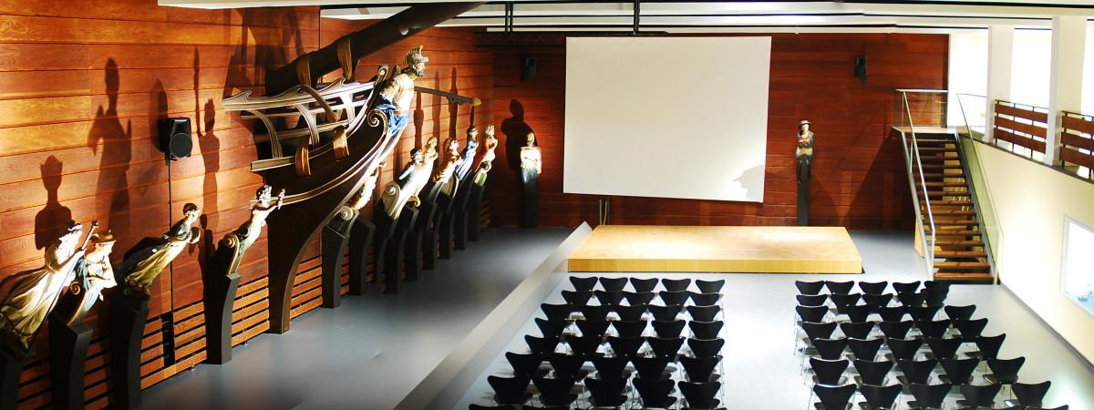 5. Altonaer Museum, Galionsfigurensaal, Foto Elke Schneider