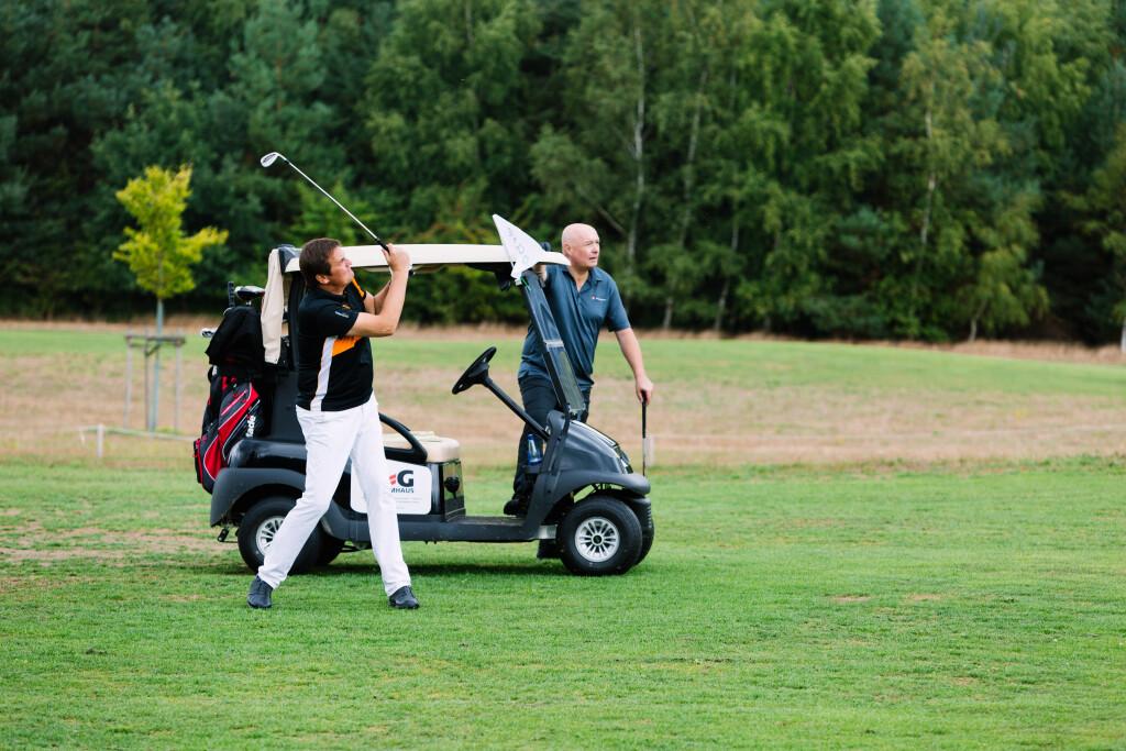 BFW Golfturnier Achim 2018 by Niklas Krug