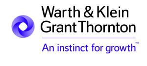 Logo von Warth & Klein Grant Thornton AG Wirtschaftsprüfungsgesellschaft Niederlassung Berlin