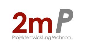 Logo von 2mp GmbH Gesellschaft für Projektentwicklung und Wohnbau