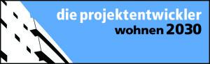 Logo von die projektentwickler wohnen 2030 GmbH