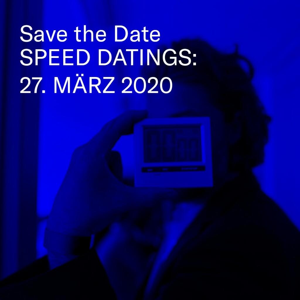 Keyvisual speed-datings